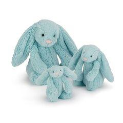 Подарок Jelly Cat Игрушка мягкая «Кролик Aqua»