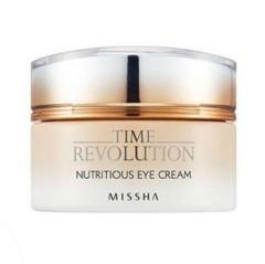Уход за лицом Missha Time Revolution Nutritious Крем вокруг глаз питательный