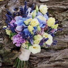 Магазин цветов Lia Свадебный букет №33