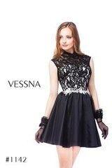 Вечернее платье Vessna Коктейльное платье арт.1142 из коллекции vol.1 & vol.2 & vol.3