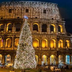 Туристическое агентство Боншанс Автобусный тур «Новый год в Вечном городе» (без ночных переездов)
