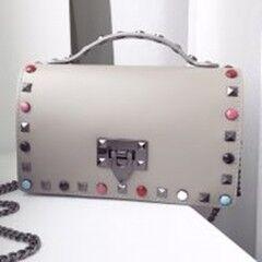 Магазин сумок Vezze Кожаная женская сумка С00137