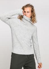 Кофта, рубашка, футболка мужская O'stin Джемпер с высоким воротником MK7V73-01