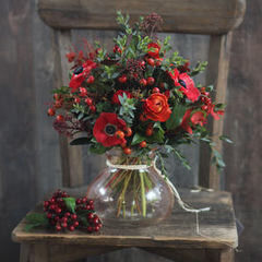 Магазин цветов VETKA-KVETKA Букет 108