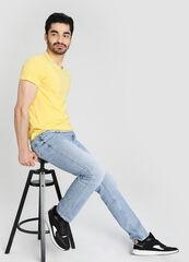 Кофта, рубашка, футболка мужская O'stin Базовая мужская футболка MT6W13-35