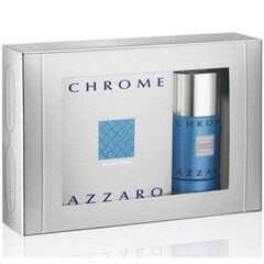 Парфюмерия Azzaro Подарочный набор Chrome set