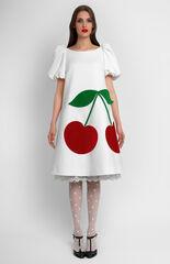 Платье женское Pintel™ Платье А-силуэта из плотного хлопка Joaddan W