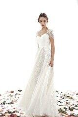 Свадебный салон UNONA Свадебное платье «Jade» из коллекции AMBER