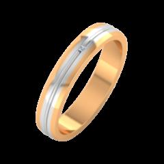 Ювелирный салон ZORKA Обручальное кольцо 1D3023/B