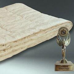 """Подарок Голдтекс Всесезонное одеяло из шерсти Мериноса """"Мерино"""" 1,5сп. арт. 1035"""