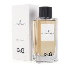 Парфюмерия Dolce&Gabbana Туалетная вода 14 La Temperance, 100 мл
