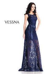 Вечернее платье Vessna Вечернее платье арт.1274 из коллекции VESSNA NEW