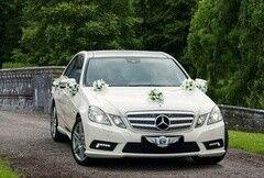 Прокат авто Прокат авто Mercedes-Benz W212 белого цвета