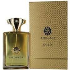 Парфюмерия Amouage Парфюмированная вода Gold pour Homme for men 30 мл