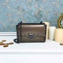 Магазин сумок Vezze Кожаная женская сумка С00211