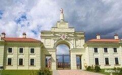 Достопримечательность Ружанский замок Фото
