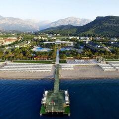 Туристическое агентство EcoTravel Пляжный тур в Турцию, Кемер, Alva Donna World Palace 5*