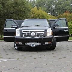 Прокат авто Прокат авто с водителем, Cadillac Escalade
