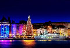 Туристическое агентство Сэвэн Трэвел Новогодний круиз Таллин – Стокгольм – Таллин – Рига – Вильнюс!
