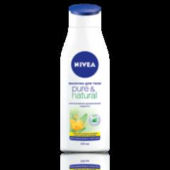 Уход за телом NIVEA Молочко для тела «Pure&Natural»