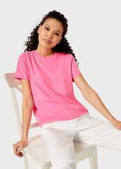 Кофта, блузка, футболка женская O'stin Базовая  футболка из хлопка женская LT6UB1-S9