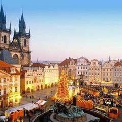 Туристическое агентство Интурсервис Автобусный экскурсионный тур «Рождество в Праге»