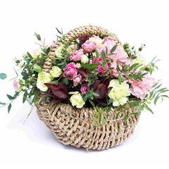 Магазин цветов Долина цветов Цветочная композиция «Романтика»