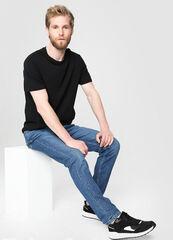 Брюки мужские O'stin Базовые узкие джинсы MPD106-D4