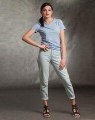 Кофта, блузка, футболка женская MISUTERI Футболка Tishatsu Blue SS0131