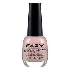 Декоративная косметика Faby Базовое покрытие для неровных ногтей