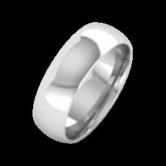 Ювелирный салон ZORKA Обручальное кольцо 196001/W