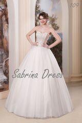 Свадебный салон Sabrina Dress Свадебное платье 109