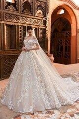 Свадебный салон Crystal Свадебное платье Magenta