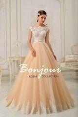 Свадебный салон Bonjour Свадебное платье «Bonjour» из коллекции EDEM L'ECLAT 2016