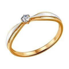 Ювелирный салон Sokolov Обручальное кольцо 1011347