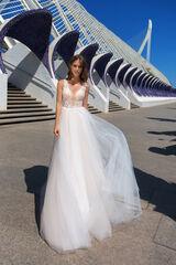 Свадебный салон Vanilla room Свадебное платье Люси
