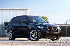 Прокат авто Прокат авто BMW X5 E70 (черный / белый)