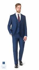 Костюм мужской HISTORIA костюм мужской, синий, тройка