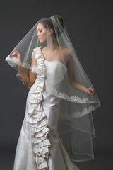 Свадебный аксессуар Bliss Свадебная фата Sheba