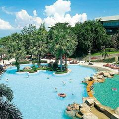 Горящий тур Элдиви Пляжный авиатур в Тайланд, Паттайя, Garden Sea View Resort 4*