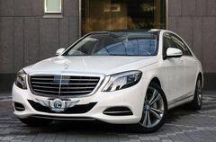 Прокат авто Прокат авто с водителем, Mercedes-Benz S-class W222 White