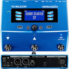Музыкальный инструмент TC Electronic Вокальный процессор VoiceLive Play