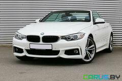 Прокат авто Прокат авто BMW 420 M Cabriolet