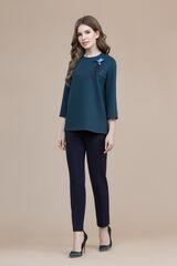 Кофта, блузка, футболка женская Elema Блузка женская 2К-8131-1