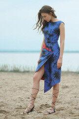 Белорусский дизайнер YANCHILINA Платье 1