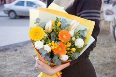 Магазин цветов VGosti.by Заводной Апельсин