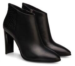 Обувь женская Ekonika Ботильоны EN1172-21 black-18Z