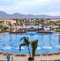 Туристическое агентство VIP TOURS Пляжный aвиатур в Египет, Шaрм-Эль-Шейх, Hilton Sharks Bay 4*