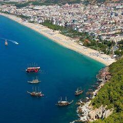 Туристическое агентство InnTourLab Пляжный aвиатур в Турцию, Обагель, San Francisco Beach 3*