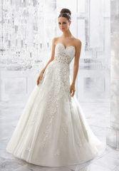 Свадебный салон Mori Lee Платье свадебное 5561